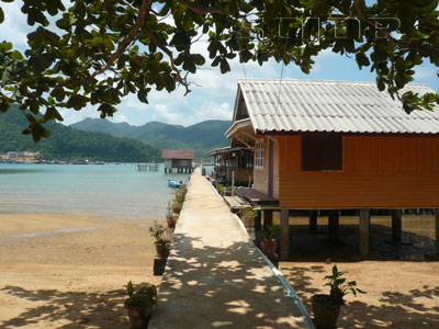 A photo of Pier - Home Stay Beach