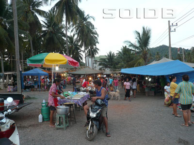 A photo of Market - Klong Son