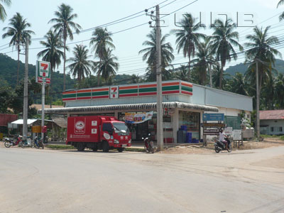 A photo of 7-Eleven - Klong Son