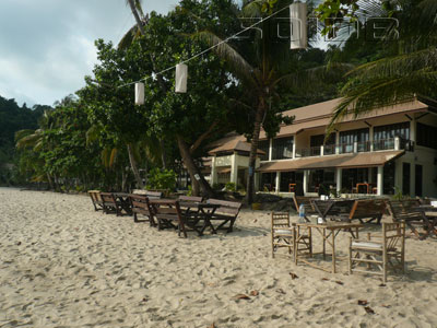 A photo of Siam Beach restaurant