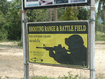 A photo of Koh Chang BB Gun (Status Unknown)