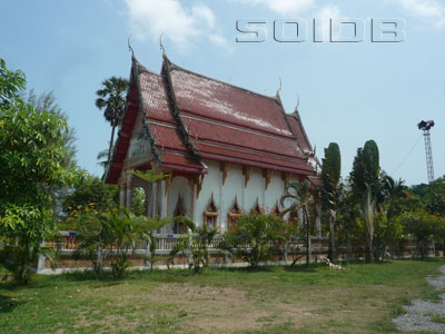 A photo of Wat Klong Son