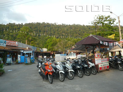 A photo of Cow Boy Motorbike & Car For Rent