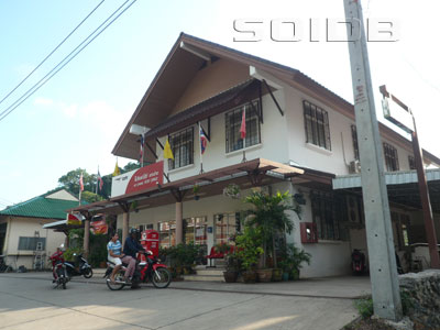 A photo of Koh Chang Post Office