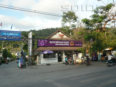 A photo of Siam Commercial Bank - Koh Chang