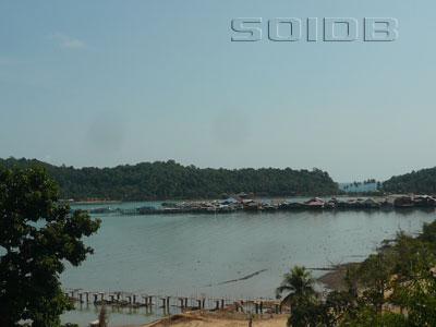 バンバオ湾の写真