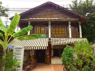 A photo of My Lao Home Capsule Guesthouse