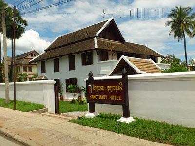 ภาพของ The Sanctuary Hotel Luang Prabang