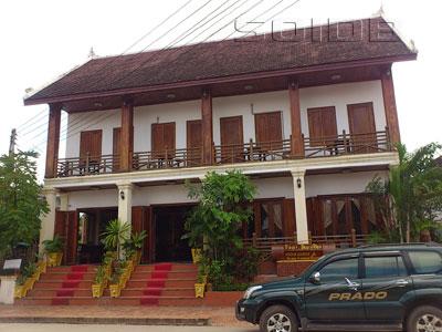A photo of Visoun Namsok Hotel