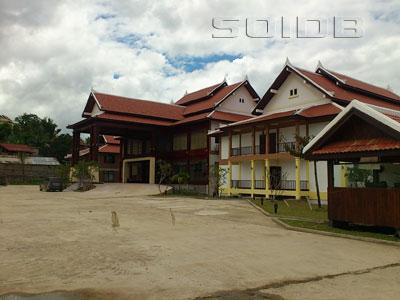 A photo of Xishuang Banna Luang Prabang Laos Hotel