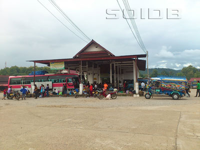 A photo of Northern Bus Station Domestic and Foreigners