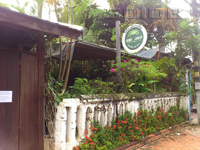 A photo of Coconut Garden