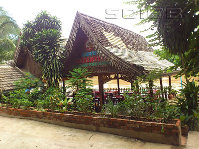 A photo of Khemkhane Food Garden
