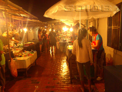 A photo of Night Food Market