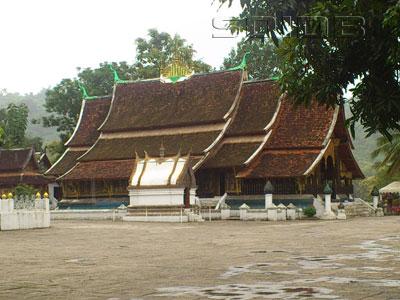 A photo of Wat Xiengthong