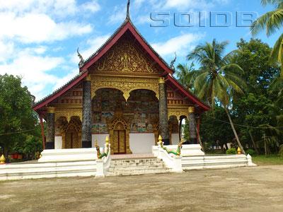 Wat Sisavan Tevalokの写真