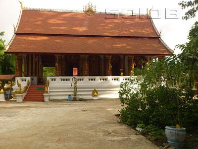 A photo of Wat Pakha Xaingaram