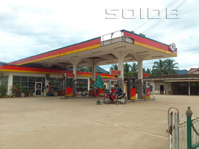 A photo of Star Oil - Northern Bus Station