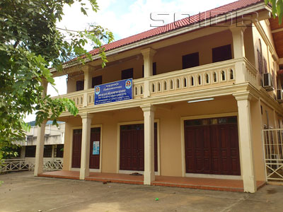 A photo of Tax Department of Luang Prabang Province