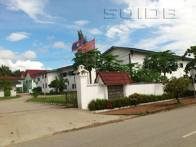 A photo of Luang Prabang Provincial Police Headquarters