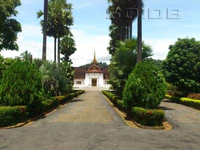 ルアンパバーン・ナショナル・ミュージアムの写真