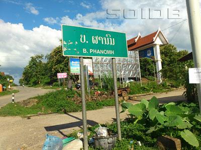 A photo of Ban Phanomh - Luang Prabang