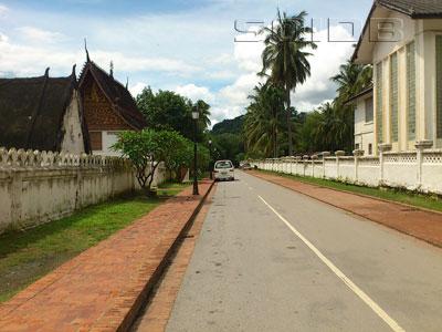 Sathoutan Roadの写真