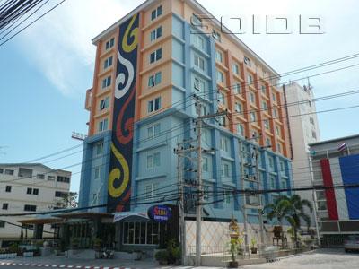 A photo of Sabai Empress Hotel