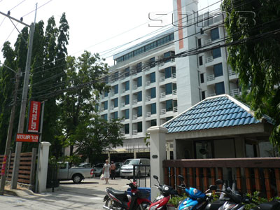 A photo of Sandalay Resort Pattaya