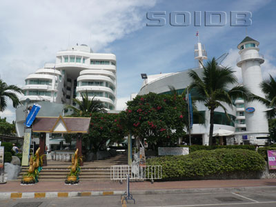 A photo of A-ONE The Royal Cruise Hotel Pattaya