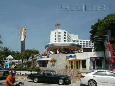 A photo of Hard Rock Hotel Pattaya