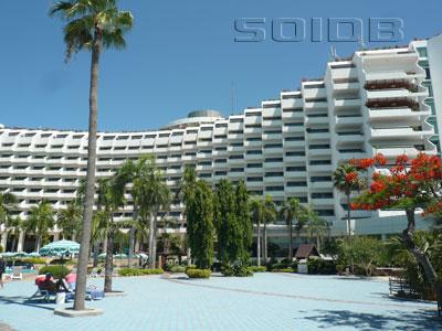 A photo of Royal Cliff Beach Hotel