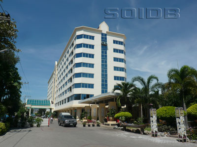 A photo of Jomtien Garden Hotel & Resort