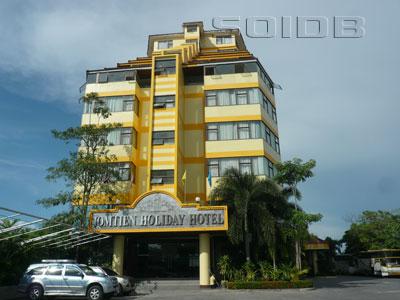 ジョムティエン・ホリデー・ホテルの写真