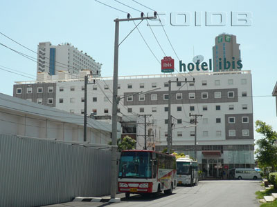 A photo of Hotel Ibis Pattaya