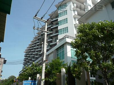 A photo of Pattaya Discovery Beach hotel