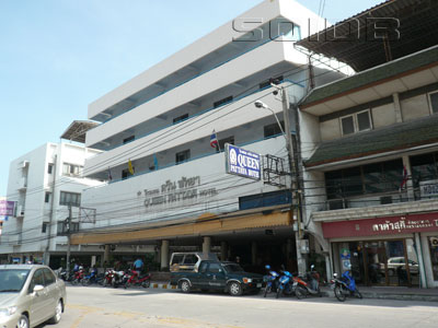 A photo of Queen Pattaya Hotel