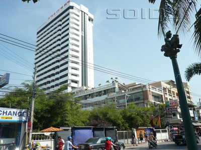 A photo of Pattaya Centre Hotel