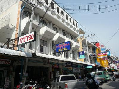 ภาพของ โรงแรม สุรีน่า บี & บี