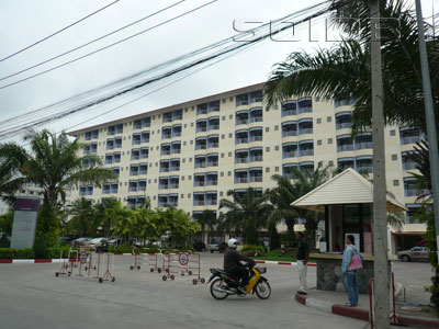 A photo of Mercure Pattaya