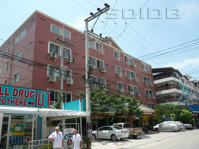 A photo of Marin Place