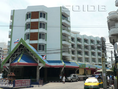 A photo of Marine Plaza Hotel