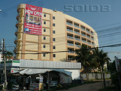 ภาพของ โรงแรม โนวาโกลด์ พัทยา