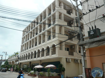A photo of Eurasia Boutique Hotel and Residence