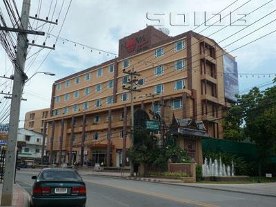 A photo of Nova Platinum Hotel