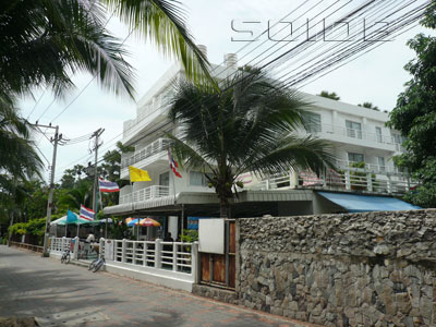 A photo of The White House Dongtan Beach