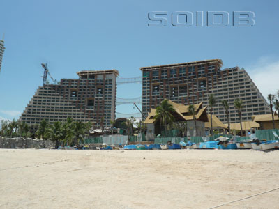 A photo of Centara Grand Mirage Beach Resort Pattaya