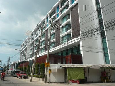 A photo of Tsix5 Hotel Pattaya