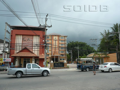A photo of Siam Platinam Residence