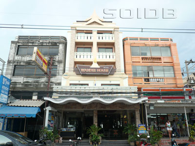 A photo of Wandee House Jomtien